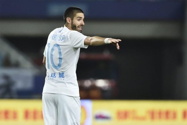 Geschorste Yannick Carrasco haalt op zijn beurt hard uit naar zijn huidige club en ploegmaats