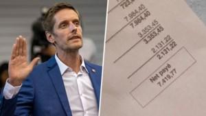 """PVDA-parlementslid verbolgen over eigen loonbriefje: """"14.000 euro verdiend zonder iets gedaan te hebben"""""""