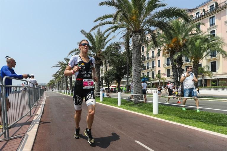 """Frederik Van Lierde bezwijkt onder de loden hitte en grijpt naast recordzege in Ironman van Nice: """"Honderd keer aan opgeven gedacht"""""""