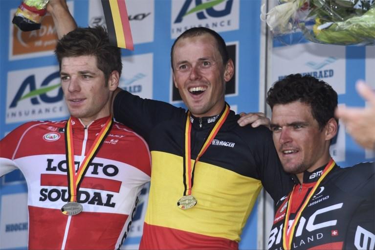 """Ex-Belgisch kampioen Preben Van Hecke kondigt afscheid aan<B>: """"Het was een schitterende tijd""""</B>"""