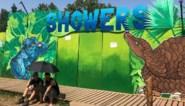 Festival kampt met watertekort: alle douches gesloten, al meer dan 70 mensen naar eerste hulp