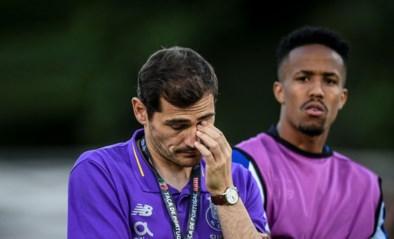 Iker Casillas amper twee maanden na hartaanval weer klaar om te voetballen