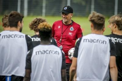 """Philippe Clement voor zijn eerste seizoen als hoofdcoach van Club Brugge: """"Het wordt een hardere titelstrijd, ook met Anderlecht"""""""