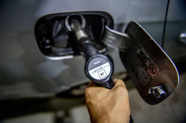 Benzine wordt weer tikkeltje duurder