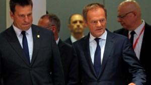 Europese leiders krijgen puzzel over topjobs voorlopig niet gelegd: uitstel tot dinsdag