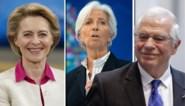 In België geboren Duitse, directrice van het IMF en Spaanse socialist: naar wie gingen de andere Europese topjobs?