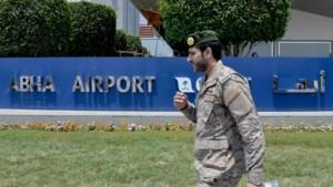 Negen burgers gewond bij droneaanval van Jemenitische rebellen op Saudische luchthaven