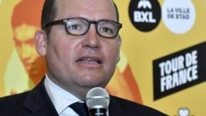 """Burgemeester Close: """"Ontruiming Maximiliaanpark heeft niets met Tour de France te maken"""""""