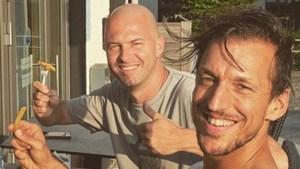 Stan Van Samang wint opvallende weddenschap van Damiano uit 'Blind getrouwd'