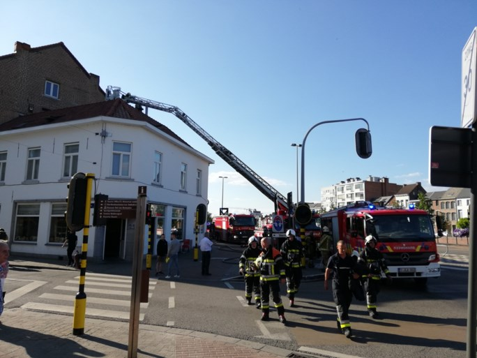 Tweede brand in kebabzaak in jaar tijd