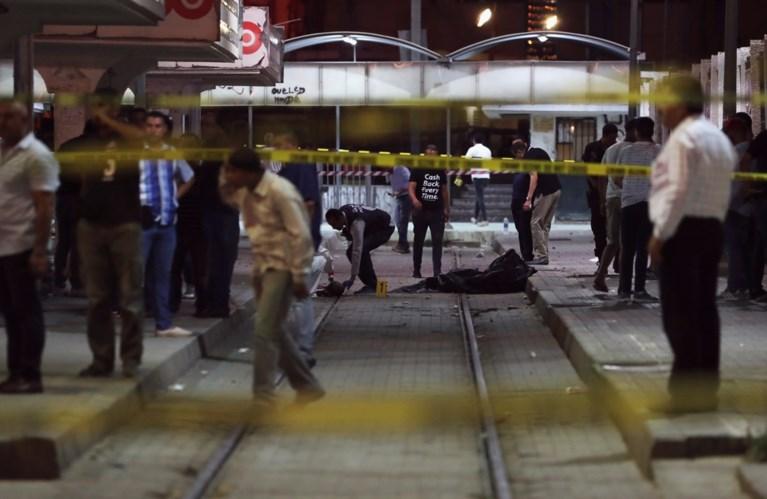 Gezochte terrorist blaast zichzelf op bij poging tot arrestatie in Tunis