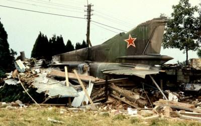 De dag dat de Russen binnenvielen: 30 jaar geleden stortte straaljager neer op woning in Bellegem