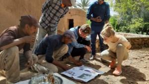 """Studenten UHasselt bouwen vrouwenhuis in Marokko: """"Veertig graden, maar het voelt warmer..."""""""