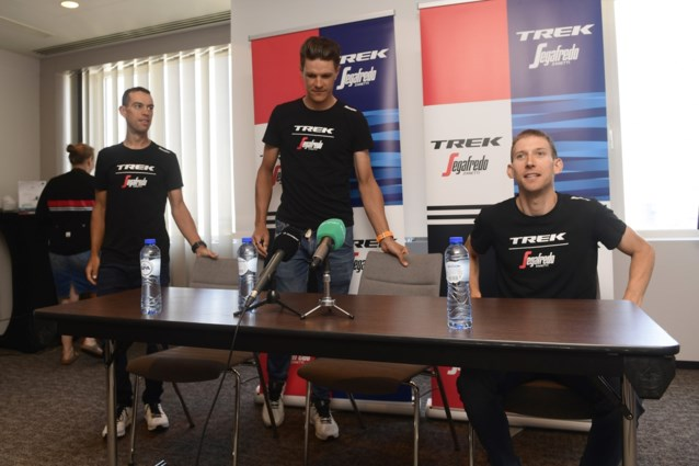 Bauke Mollema is na vijfde plaats in Giro klaar voor Tour, Richie Porte is kopman bij Trek-Segafredo