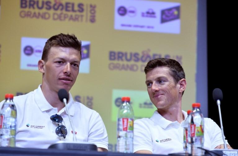 """Romain Bardet rekent zich tot de Tourfavorieten maar: """"Er zijn nog steeds een tiental kandidaten voor de eindzege"""""""