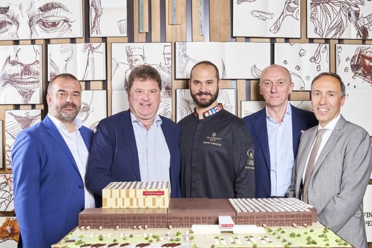 Lokeren wordt chocoladestad: Barry Callebaut bouwt immens logistiek centrum op nieuw bedrijventerrein