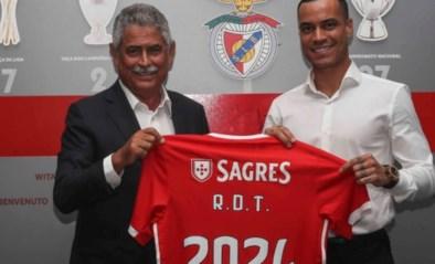 Aanvaller Raul De Tomas ruilt Real Madrid voor Benfica