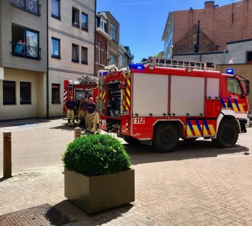 Geurhinder door vergeten potje op het vuur in Mechelen
