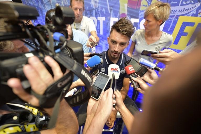 """Patrick Lefevere is formeel voor start van Tour de France: """"We gaan niet alleen de klus klaren"""""""