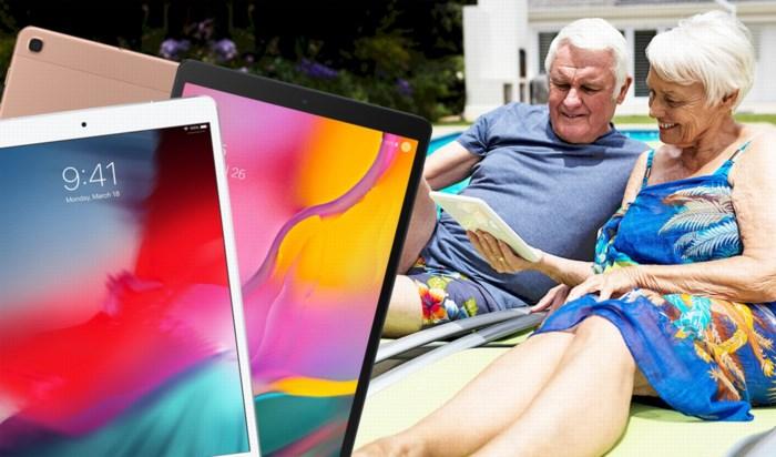GETEST. Hoe goed zijn de nieuwste tablets van Samsung en Apple?