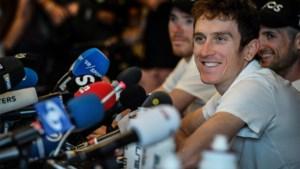 """Wat werd er gezegd op de persconferenties? Titelverdediger Geraint Thomas hoopt dat het """"geen open Tour"""" wordt"""