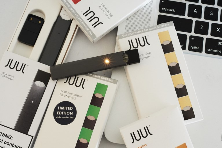 Experts vrezen komst van nieuwe e-sigaret Juul