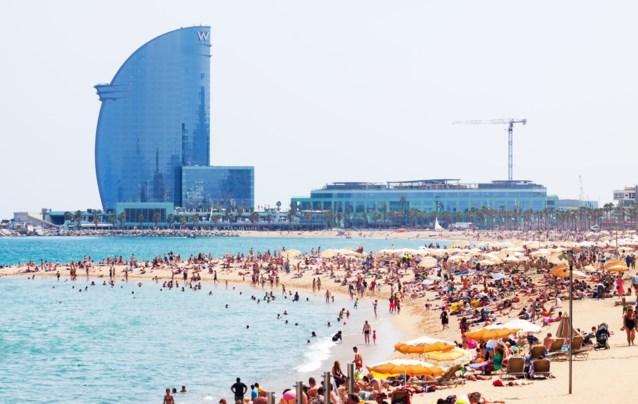 Jonge Belgische vrouw (22) verkracht op strand van Barcelona