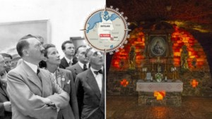 De plek waar 80 jaar geleden een duivels naziplan geboren werd met een hoofdrol voor een schaap uit Gent
