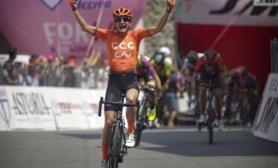 Marianne Vos snelt naar zege in Giro Rosa