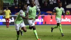 Nigeria plaatst zich voor kwartfinales Afrika Cup ten koste van titelverdediger Kameroen