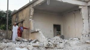 Twintig doden, onder wie zeven kinderen, bij aanvallen van Syrisch leger
