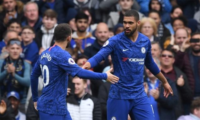 Jeugdproduct Ruben Loftus-Cheek verlengt zijn contract bij Chelsea