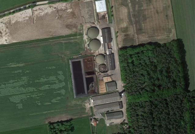 Brand legt installatie van biogasbedrijf in Arendonk in de as