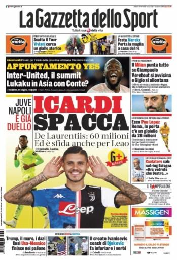 Inter-baas schiet op Radja Nainggolan, Juventus mengt zich om rare reden in strijd om Romelu Lukaku