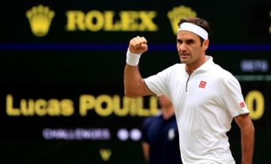 WIMBLEDON. Serena en Federer blijven in de running, goed en slecht nieuws voor Murray