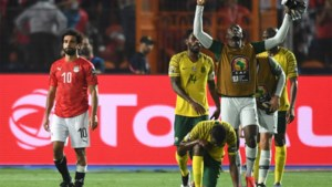 Stunt op de Afrika Cup: Zuid-Afrika verrast Mohammed Salah en gastland Egypte en staat in kwartfinale