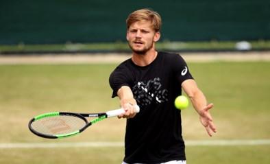 David Goffin en Elise Mertens spelen maandag om plaats in kwartfinales van Wimbledon