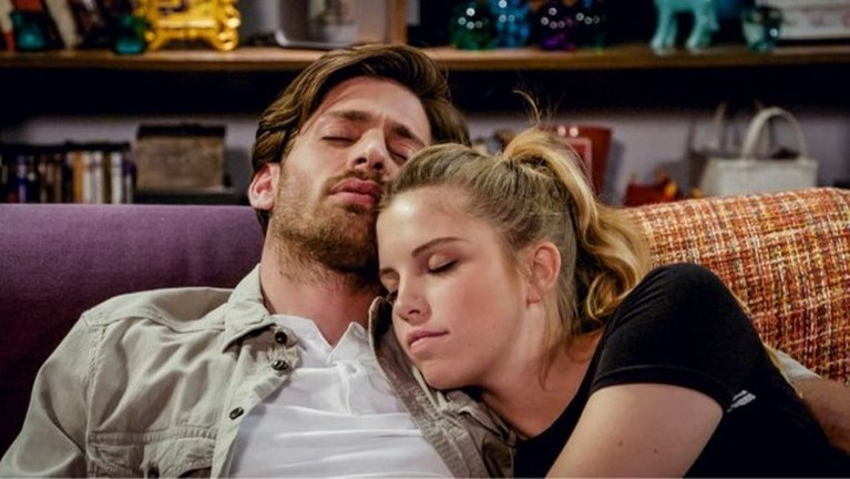 Te schattig: zijn Guido en Emma uit 'Familie' in het echt een koppel?