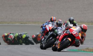 Marc Marquez triomfeert op Sachsenring en gaat als soevereine WK-leider zomerbreak van de MotoGP in