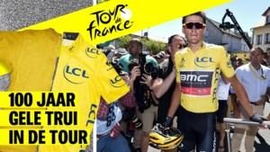 """Prestige van de gele trui is omgekeerd evenredig met het prijzengeld: """"Het zou mij verbazen als ik er 100 euro aan overgehouden heb"""""""