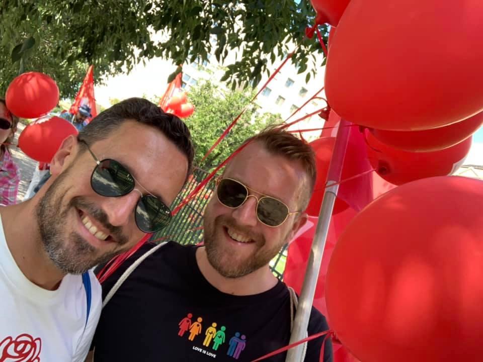 Gay apps aansluiting