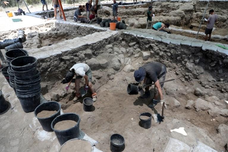 Israëlische archeologen vinden oude Bijbelse stad