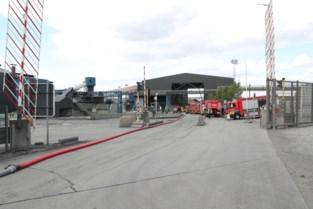Na brand in Umicore-fabriek:  impact op milieu beperkt