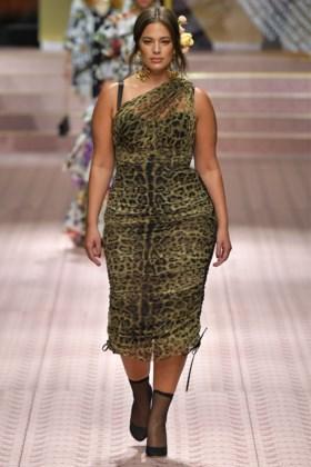 Dolce & Gabbana start met de verkoop van grotere maten