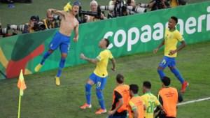 Het was zwoegen, maar Brazilië wint de Copa América ten koste van Peru (al steelt ziedende Gabriel Jesus de hoofdrol)