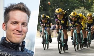 """COLUMN. Jan Bakelants: """"Buiten Nibali en Kruijswijk hangen veel van de zogenaamde nieuwe concurrenten van Bernal en Thomas al in de touwen"""""""