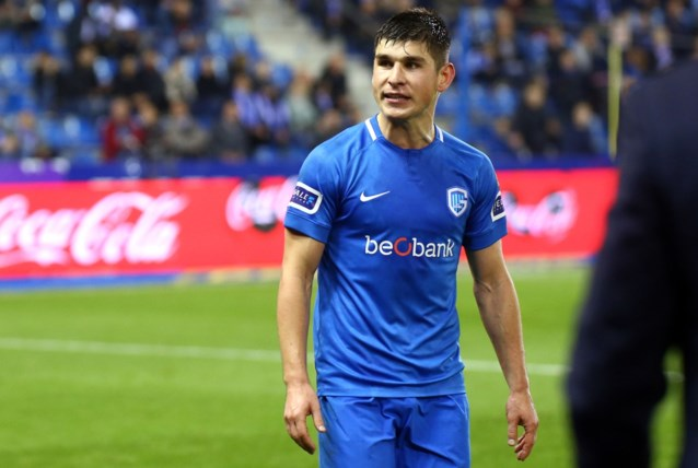 """Malinovskyi boos: """"Ik besliste zelf om niet mee te gaan op stage met Genk"""""""