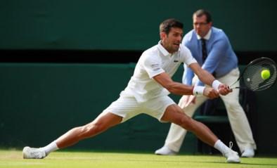 """Djokovic kijkt uit naar uitdaging tegen Goffin: """"Hij is een van de snelste spelers"""""""