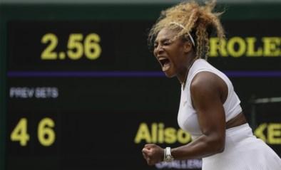 WIMBLEDON. Halep en Serena (met nodige moeite) naar halve finales, Strycova schakelt na Mertens ook thuisfavoriete uit
