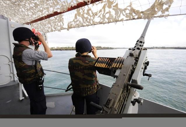 """België stuurt voorlopig geen marineschip naar onrustige Straat van Hormuz, ondanks """"vraag om internationale zeemacht te vormen"""""""